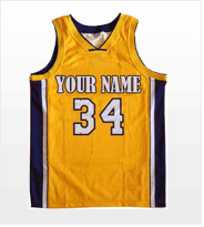 Make your own jersey